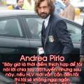 Andrea Pirlo chao tam biet anh, mot dai thi hao tren san co