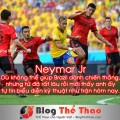 Neymar Jr brazil mexico bieu dien ky thuat