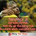 neymar brazil cameroon da bao anh ay se toa sang ma
