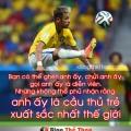 neymar brazil cau thu tre xuat sac nhat the gioi