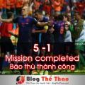 tay ban nha 1-5 ha lan mission complete bao thu thanh cong