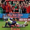 tay ban nha world cup 2014 1 tran 5 ban thua