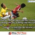World Cup Brazil-Columbia