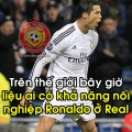 ai co the noi nghiepj ronaldo o real