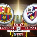 [Full Match] Barcelona vs Huesca: 8-1 ngày 16/12/2014