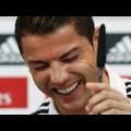 """Những tình huống """"cười quên trời đất"""" của Cristiano Ronaldo (Phần 1)"""