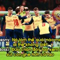 pha voley tuyet voi cua ramsey trong tran Galatasaray vs Arsenal