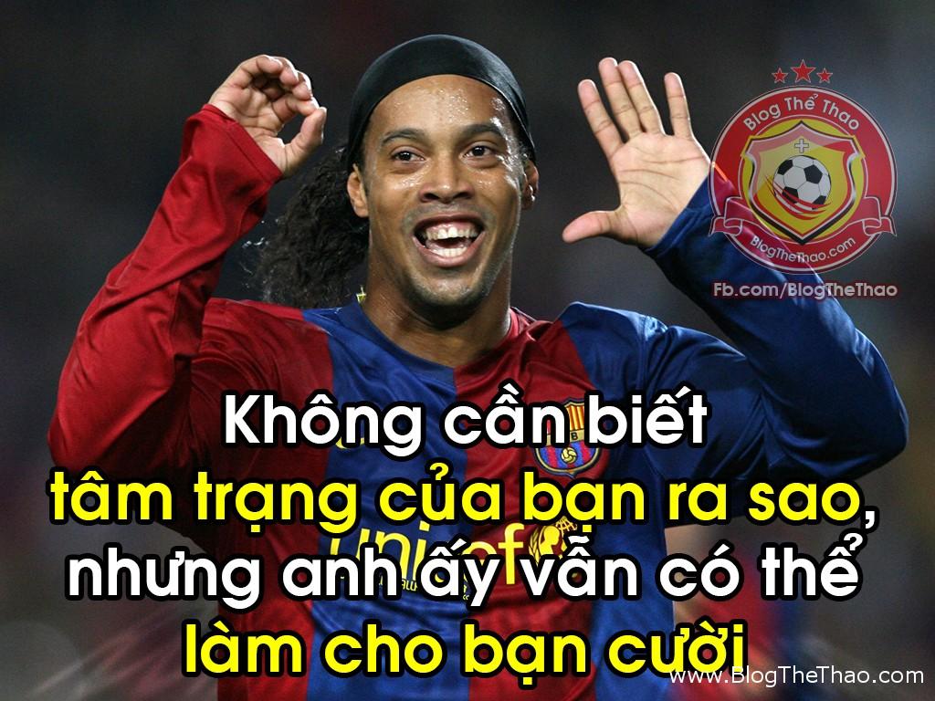 Ronaldinho Barcelona thanh cuoi