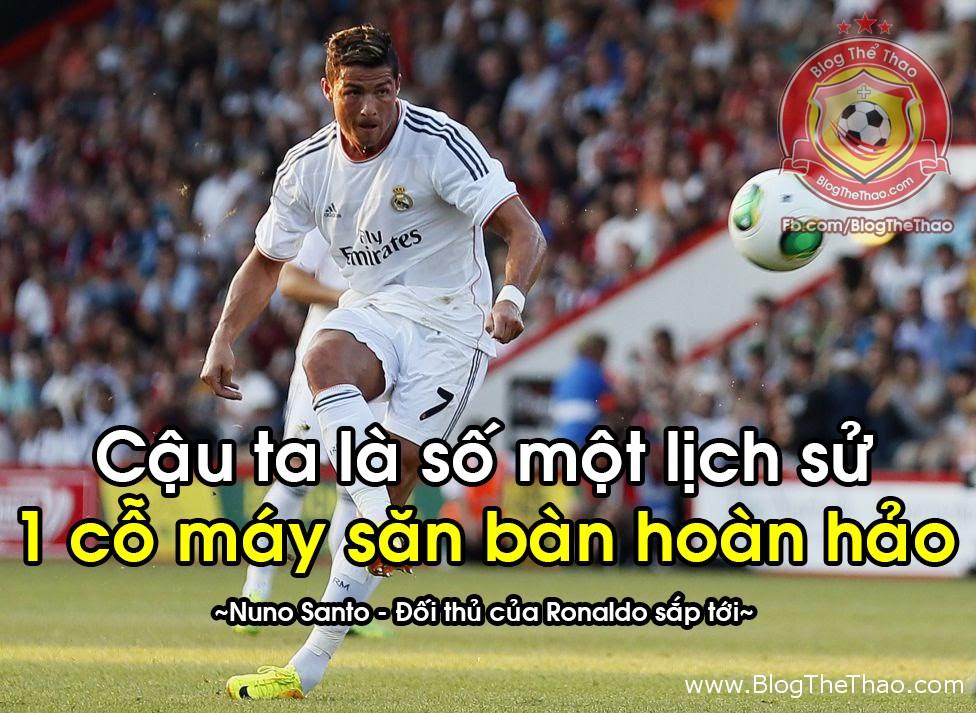 cristiano ronaldo co may san ban so 1 lich su