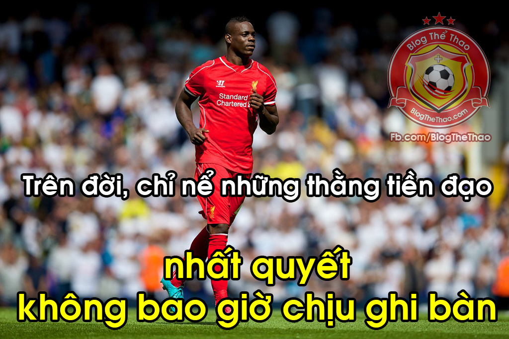 so ban thang cua mario balotelli liverpool