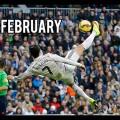 Cristiano Ronaldo đã trình diễn được nhưng gì trong tháng 2?