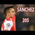 Hoa mắt với những pha đi bóng của Sanchez trong màu áo Arsenal