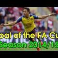 Alexis Sanchez vs Aston Villa: Bàn thắng đẹp nhất mùa FA Cup 2014/15