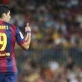 Màn trình diễn siêu đẳng của Luis Suarez mùa giải 2014 – 2015
